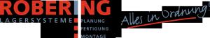 Kragarmregale-Schwerlast Logo Robering